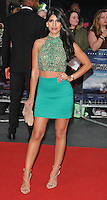 Jasmin Walia at the &quot;Deepwater Horizon&quot; European film premiere, The Empire cinema, Leicester Square, London, England, UK, on Monday 26 September 2016.<br /> CAP/CAN<br /> &copy;CAN/Capital Pictures /MediaPunch ***NORTH AND SOUTH AMERICAS ONLY***