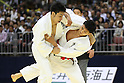 (L to R) Tomohiro Kawakami (JPN), Takahiro Nakai (JPN), .May 13, 2012 - Judo : .All Japan Selected Judo Championships, Men's -81kg class Final .at Fukuoka Convention Center, Fukuoka, Japan. .(Photo by Daiju Kitamura/AFLO SPORT) [1045]