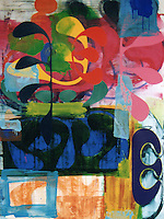 Rolled Artwork: Needs to be stretched<br />