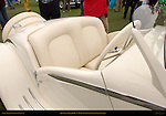1931 Alfa Romeo 6C 1750 GS Touring Flying Star Spyder, Interior Detail, Pebble Beach Concours d'Elegance