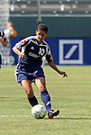 27 June 2004: Sissi. The Philadelphia Charge defeated the San Jose CyberRays 2-0 at the Home Depot Center in Carson, CA in Womens United Soccer Association soccer game featuring guest players from other teams.