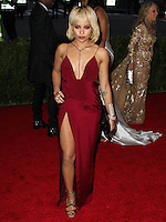 """NEW YORK CITY, NY, USA - MAY 05: Zoe Kravitz at the """"Charles James: Beyond Fashion"""" Costume Institute Gala held at the Metropolitan Museum of Art on May 5, 2014 in New York City, New York, United States. (Photo by Xavier Collin/Celebrity Monitor)"""