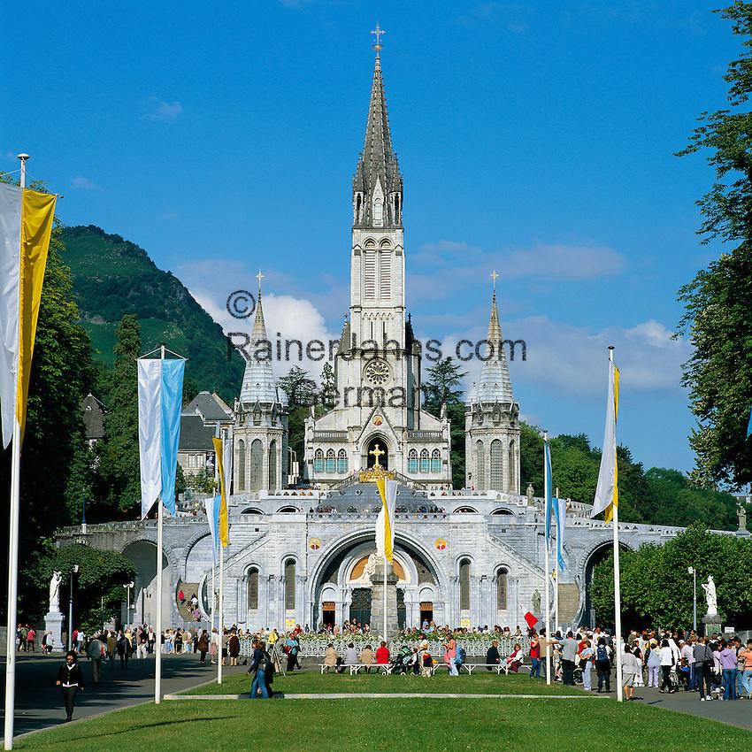 Herzlich Willkommen auf der Homepage der Interdiözesane Lourdeswallfahrt DRS Lourdes - Da wo Menschen im Mittelpunkt sind. Alles begann mit einer von Pfarrer Bächtiger organisierten Wallfahrt vor über Jahren. 12 Pilger nahmen daran teil.