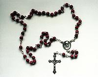 San Giovanni Rotondo.Souvenir di  Padre Pio, Il rosario profumato.San Giovanni Rotondo.Souvenirs of Padre Pio, The  perfumed rosary