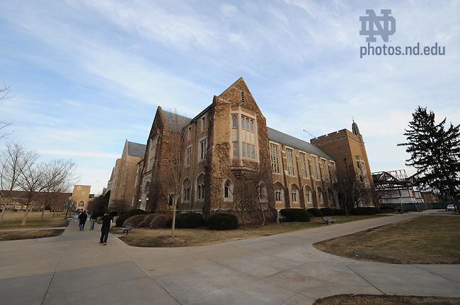 Law School exterior