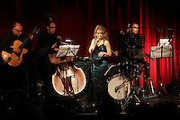 04/06/14<br /> (No Fee pixs)Stella Bass Album Launch &ldquo;TOO DARN HOT&rdquo; which took place in the Sugar Club Co Dublin this evening&hellip;<br /> Pic Collins  Photos
