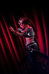 Van Ella Studios students present their new burlesque talents after weeks of studying under Lola Van Ella.  The event took place at The Jumpin Jupiter on Friday January 20th.  Go to www.MotivePics.com for more photos!  Like MotivePics on Facebook.  www.facebook.com/MotivePics.