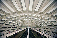 Metro Station Washington DC