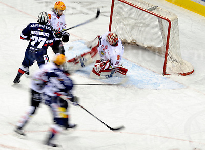 December 04-16,Mercedes-Benz-Arena,Berlin,Germany<br /> DEL Ice-Hockey ,German ice-hockey<br /> Eisbaeren Berlin vs FISCHTOWN PINGUINS
