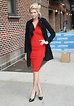 """Celebrities visit """"Late Show with David Letterman"""" New York, Ny February 14, 2012"""