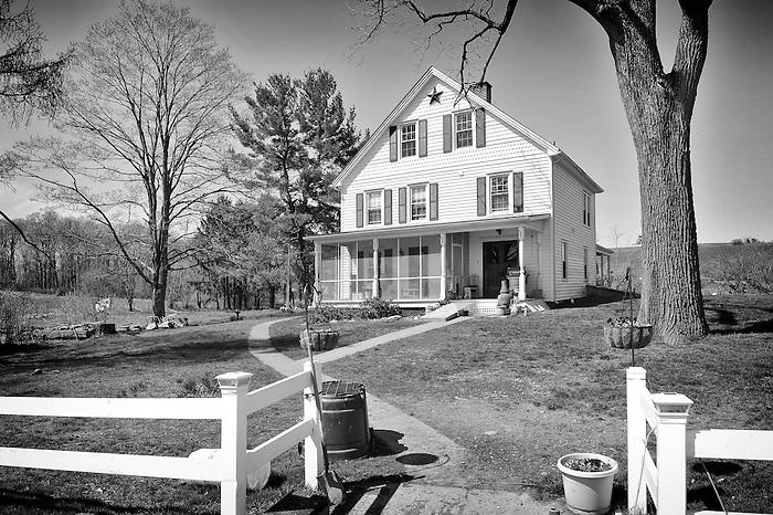 The Wright Family Farm Homestead,Farmhouse