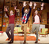 The Boys in The Band <br /> at Vaudeville Theatre, London, Great Britain <br /> Press photocall <br /> 8th February 2017 <br /> <br /> <br /> <br /> Ian Hallard as Michael <br /> Greg Lockett as Bernard <br /> <br /> Ben Mansfield as Larry <br /> <br /> <br /> <br /> <br /> <br /> <br /> Photograph by Elliott Franks <br /> Image licensed to Elliott Franks Photography Services