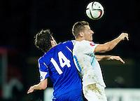 20151012: SLO, Football - UEFA EURO 2016 Qualifications, San Marino vs Slovenia