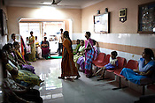 Patients and surrogate mothers wait for the doctors' appointment at the Akanksha Infertility and IVF Clinic in Anand, Gujarat, India. The centre has become the most popular clinic for outsourcing pregnancies by western couples.