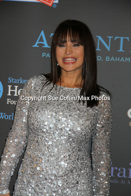 Crystal Chapell at the 38th Annual Daytime Entertainment Emmy Awards 2011 held on June 19, 2011 at the Las Vegas Hilton, Las Vegas, Nevada. (Photo by Sue Coflin/Max Photos)