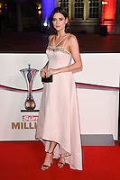 Lilah Parsons at The Sun Military Awards 2016 (The Millies) at The Guildhall, London. <br /> December 14, 2016<br /> Picture: Steve Vas/Featureflash/SilverHub 0208 004 5359/ 07711 972644 Editors@silverhubmedia.com