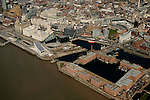 Liverpool Waterfront Aerial Views, March 2012