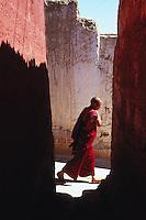 Tongren monastery, Qinghai, China, 2007
