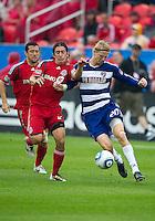 Toronto FC vs FC Dallas July 24 2010