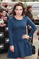 Candice Brown at the TRIC Awards 2017 at the Grosvenor House Hotel, Mayfair, London, UK. <br /> 14 March  2017<br /> Picture: Steve Vas/Featureflash/SilverHub 0208 004 5359 sales@silverhubmedia.com