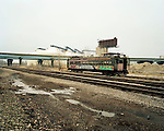 Lackawana Railroad Car, Toledo, Ohio, March, 18, 2008
