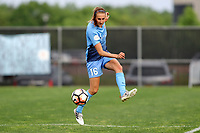 Piscataway, NJ - Saturday May 20, 2017: Sarah Killion during a regular season National Women's Soccer League (NWSL) match between Sky Blue FC and the Houston Dash at Yurcak Field.  Sky Blue defeated Houston, 2-1.