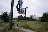 Cleveland, Ohio.July 24, 2011..East Cleveland abandon housing and property.