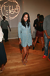 Broadcast Journalist and Television Host Sharon Carpenter Attends Boy Meets Girl Forever Young Fashion Show Held at Style 360, NY   9/12/12