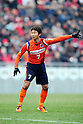 Lee Chun-Soo (Ardija),..FEBRUARY 20, 2011 - Football :..Saitama City Cup match between Omiya Ardija 3-0 Urawa Red Diamonds at NACK5 Stadium Omiya in Saitama, Japan. (Photo by AFLO)