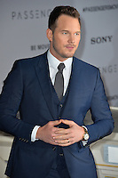 Actor Chris Pratt at the world premiere of &quot;Passengers&quot; at the Regency Village Theatre, Westwood. <br /> December 14, 2016<br /> Picture: Paul Smith/Featureflash/SilverHub 0208 004 5359/ 07711 972644 Editors@silverhubmedia.com