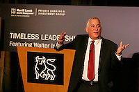 Event - Merrill Lynch / Walter Isaacson