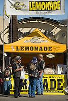 "Harley Davidson HOG Buell Motorcycle ""Harley"" Riders Lemonade Stand"