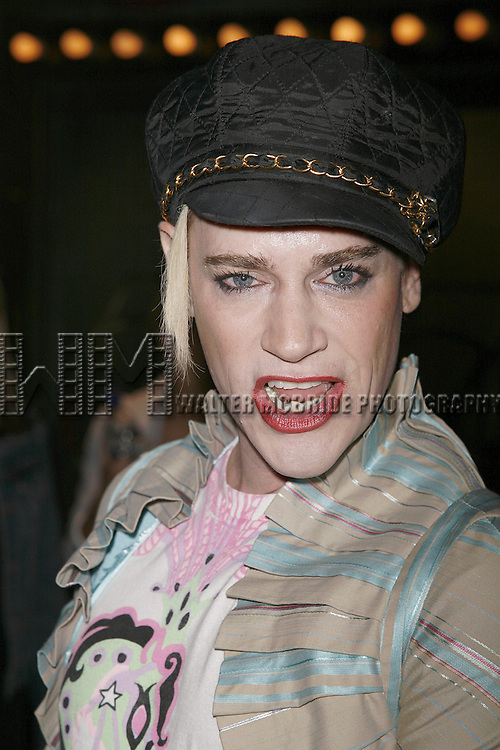 Richie Rich attending the Opening Night performance of the Roundabout Theatre Company's Broadway production of THE THREEPENNY OPERA at Studio 54 in New York City..April 20, 2006 .© Walter McBride/WM Photography