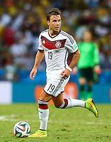 Mario Goetze of Germany
