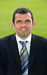 St Johnstone FC 2013-14<br /> Assistant Manager Callum Davidson.<br /> Picture by Graeme Hart.<br /> Copyright Perthshire Picture Agency<br /> Tel: 01738 623350  Mobile: 07990 594431