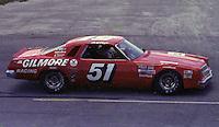 A.J. Foyt Jr. #51 Chevy at the 1977 Firecracker 400 at Daytona Internationa Spedway in Daytona Beach, FL in July 1977.(Photo by Brian Cleary/www.bcpix.com)