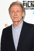Bill Nighy at the London Film Festival Photocall for Their Finest at The Mayfair Hotel, London on October 13th 2016<br /> CAP/ROS<br /> &copy;ROS/Capital Pictures /MediaPunch ***NORTH AND SOUTH AMERICAS ONLY***