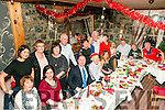 Listowel Fitness Studio Xmas Party : member sof the Listowel Fitness Studio enjoying their Christmas party at Gapos Restaurant, Listowel on Saturday night last.