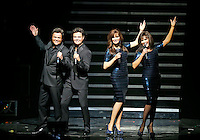 FEB 09 Donny and Marie Show with Madame Tussauds figures
