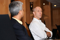 US Soccer Bob Bradley Press Conference August 31 2010