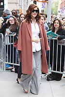 Kate Walsh Seen In NYC