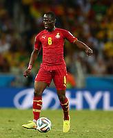 Emmanuel Badu of Ghana
