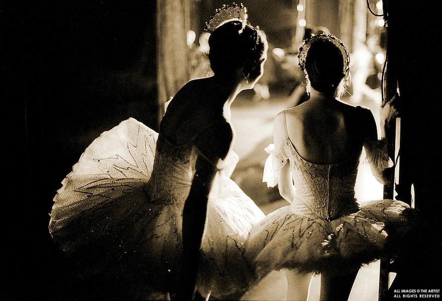 Patrick Baldwin, ballet, ballerinas