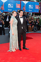Emma Stone and Damien Chazelle at the opening ceremony and the premiere of  at the 2016 Venice Film Festival.<br /> August 31, 2016  Venice, Italy<br /> CAP/KA<br /> &copy;Kristina Afanasyeva/Capital Pictures /MediaPunch ***NORTH AND SOUTH AMERICAS ONLY***