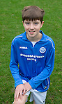 St Johnstone Academy U11's<br /> Angus Gibson<br /> Picture by Graeme Hart.<br /> Copyright Perthshire Picture Agency<br /> Tel: 01738 623350  Mobile: 07990 594431