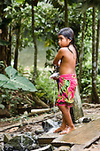 Embera People, Panama