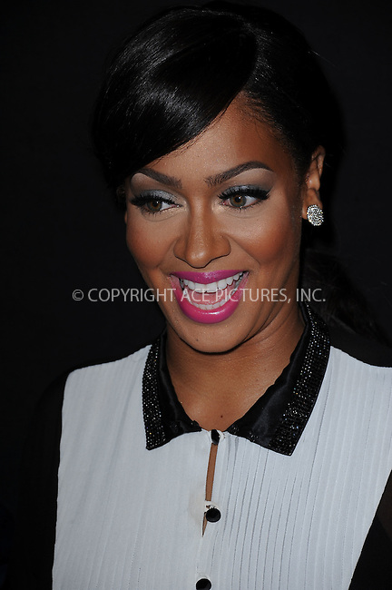 WWW.ACEPIXS.COM . . . . . .August 31, 2011...New York City...LaLa Anthony  attends the Colin Cowie and Jason Binn welcome to NYC  party for Kim Kardashian and Kris Humphries  at Capitale on August 31, 2011 in New York City....Please byline: KRISTIN CALLAHAN - ACEPIXS.COM.. . . . . . ..Ace Pictures, Inc: ..tel: (212) 243 8787 or (646) 769 0430..e-mail: info@acepixs.com..web: http://www.acepixs.com .