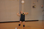 Lafayette High volleyball practice in Oxford, Miss. on Thursday, August 4, 2011.