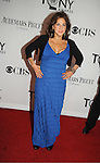 Kathy Najimyi attends th 66th Annual Tony Awards on June 10, 2012 at The Beacon Theatre in New York City.