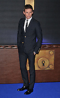 Eddie Redmayne at the &quot;Fantastic Beasts and Where to Find Them&quot; European film premiere, Odeon Leicester Square cinema, Leicester Square, London, England, UK, on Tuesday 15 November 2016. <br /> CAP/CAN<br /> &copy;CAN/Capital Pictures /MediaPunch ***NORTH AND SOUTH AMERICAS ONLY***